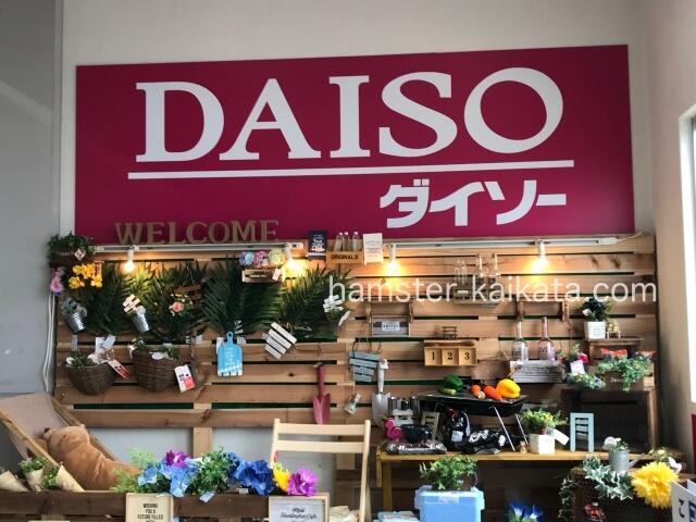 100均ダイソー(DAISO)
